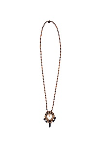 black-beaded-necklace-with-pendant