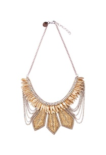 silver-necklace-with-metal-accents-and-sequins