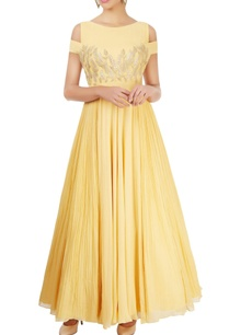 yellow-embellished-gown