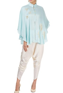 ice-blue-cape-top-with-pants
