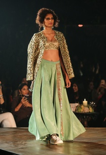 pistachio-green-palazzo-with-bustier-jacket