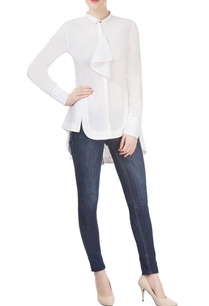 white-shirt-with-fabric-detailing