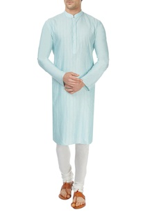 ice-blue-kurta-churidar