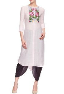 baby-pink-embroidered-dhoti-set