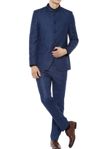 cobalt-blue-bandhgala-with-trousers
