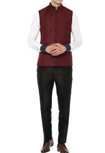 wine-nehru-jacket