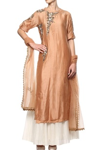 brown-embroidered-suit-set