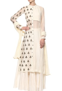 off-white-kurta-sharara-set