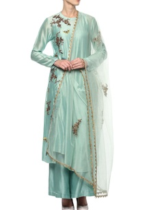 blue-embroidered-suit-set