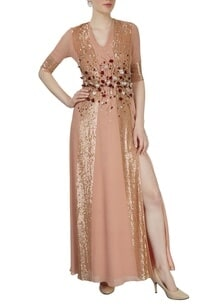 dusky-pink-embroidered-gown