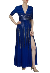 cobalt-blue-sequined-gown