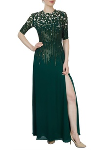 emerald-embroidered-gown