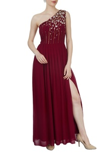 bright-wine-sequined-gown