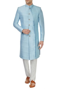 powder-blue-rawsilk-sherwani