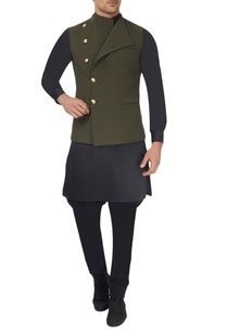 green-neoprene-military-print-jacket