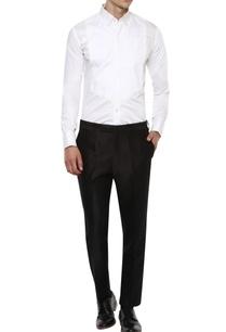 white-tuxedo-shirt