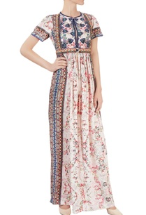 white-blue-printed-maxi