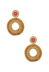 gold-gotta-earrings-with-beads