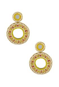 gold-yellow-hoop-earrings