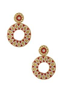 gold-gotta-earrings-with-zardozi-beads