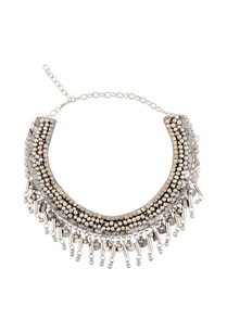 silver-studded-necklace