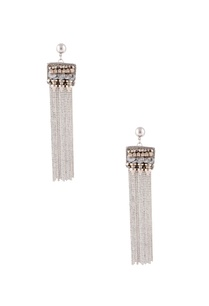 silver-rectangular-earrings