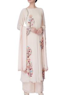 powder-pink-thread-embroidered-kurta-set