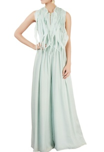 powder-blue-jumpsuit-with-fabric-detailing