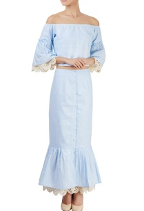 powder-blue-skirt-set-with-lace-trimmings