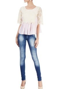 pink-top-with-lace-yoke