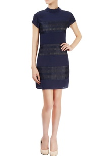 navy-blue-dress-with-keyhole-back