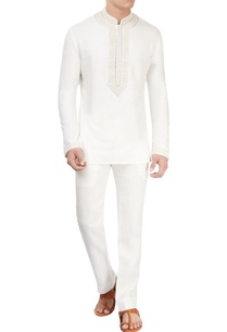 off-white-embroidered-kurta