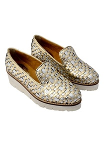 gold-silver-woven-wedges