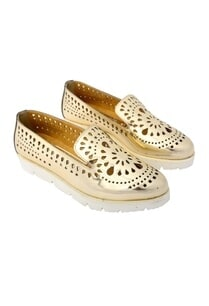 mirror-gold-cutwork-flats