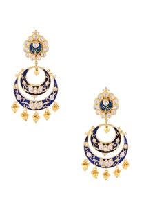 blue-delicate-earrings