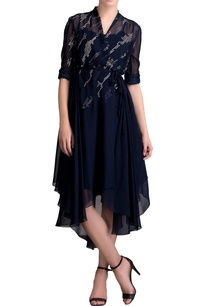 navy-asymmetric-tunic-with-front-over-lap