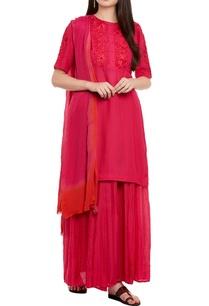 pink-kurta-set-with-skirt