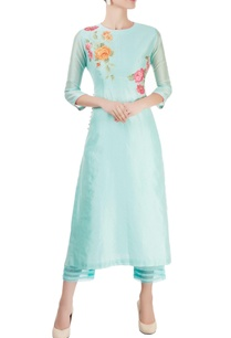 pastel-blue-kurta-with-pants