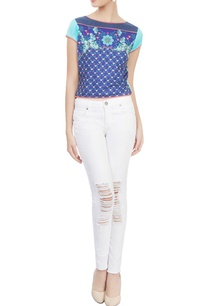 blue-digital-printed-top