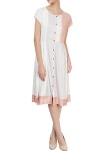 white-digital-printed-dress