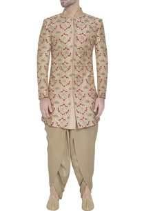 light-pink-hand-embroidered-sherwani