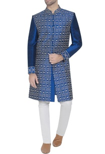 royal-blue-embroidered-sherwani