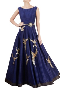 navy-blue-gown-with-hand-embroidery
