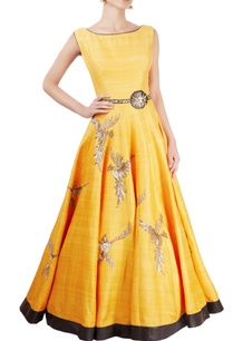 yellow-gown-with-hand-embroidery