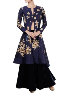 navy-blue-lehenga-set-with-embroidery