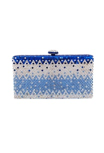 white-blue-embellished-clutch