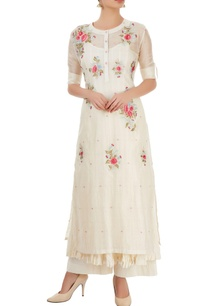 white-palazzo-set-with-thread-embroidery