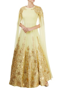 pastel-yellow-embroidered-gown
