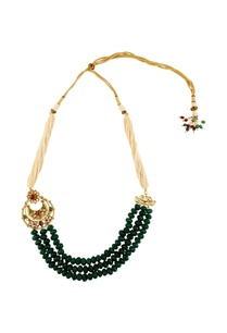 green-white-beaded-necklace