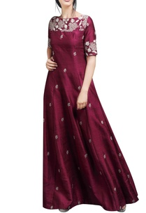 wine-red-embroidered-gown